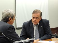 10 05 2017 - Paulo Abi-Ackel o ministro Imbassahy