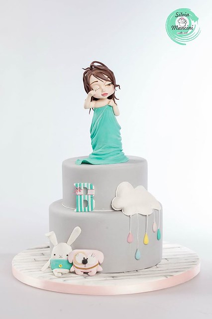Cake by Silvia Mancini Cake art & Co