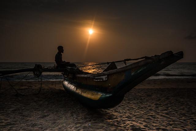 Sri Lanka sunset 2017, Canon EOS 70D, Canon EF-S 10-22mm f/3.5-4.5 USM