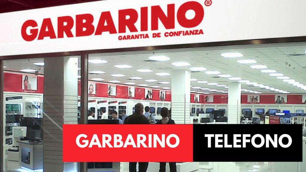 0800 Telefono Garbarino