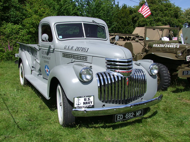 Chevrolet WA pick-up 1942