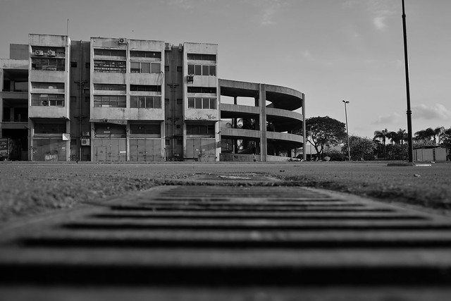 Concrete, Asphalt, Steel