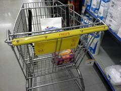 80's (or early 90's) shopping cart (again)