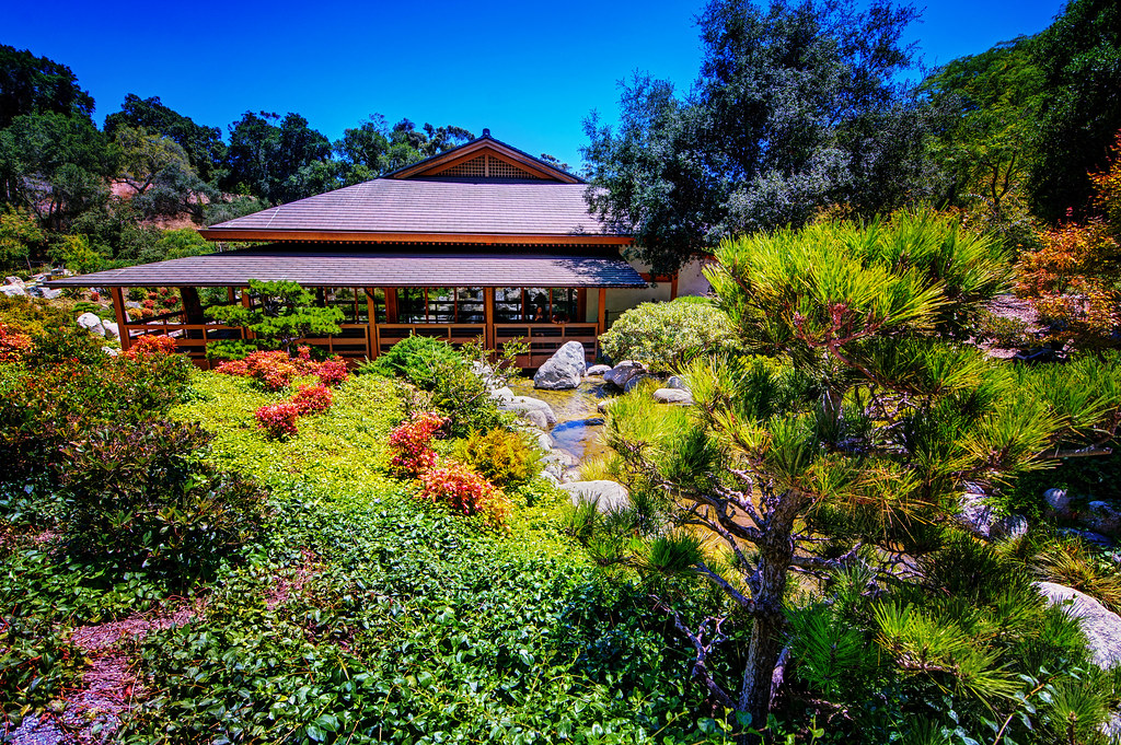 The Japanese Friendship Garden