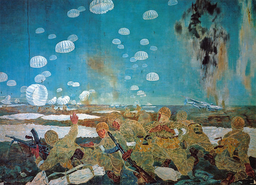 Teishin Shudan Paratroopers at the Battle of Leyte