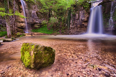 Wasserfall Art