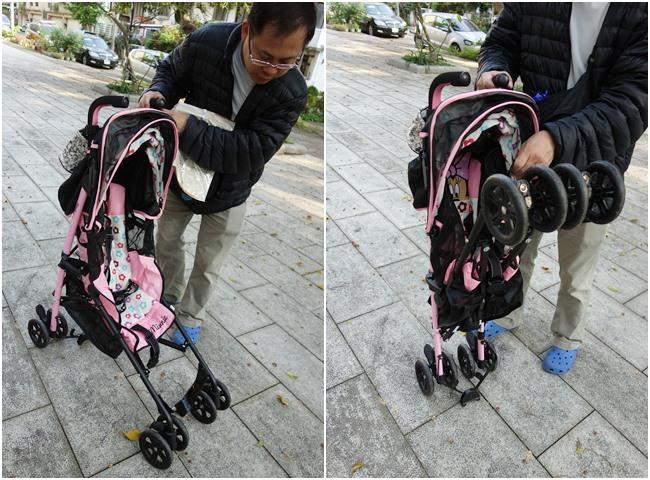 ViVibaby 迪士尼授權 嬰兒輕便傘車 (3).jpg