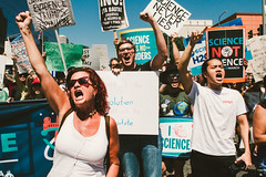 March for Science in Los Angeles