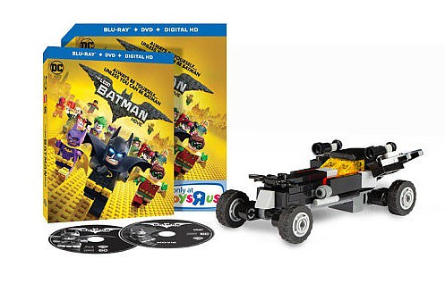 The LEGO Batman Movie DVD Blu-ray 1