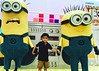 Despicable 3. Eager & excited to be with minions. #oberoimall #despicableme3 #minions