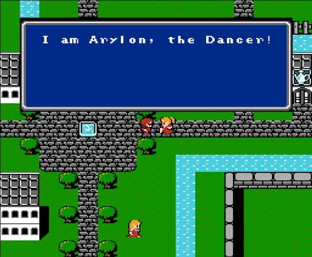 I'm a Dancer!
