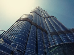 Mikael Buck, Burj Khalifa, Sony Xperia XZ (2)
