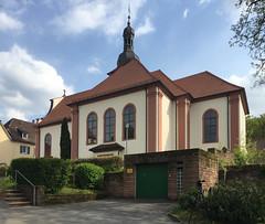 Nußloch, St. Laurentius