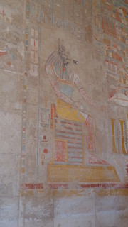 Temple of Hatshepsut Paintings