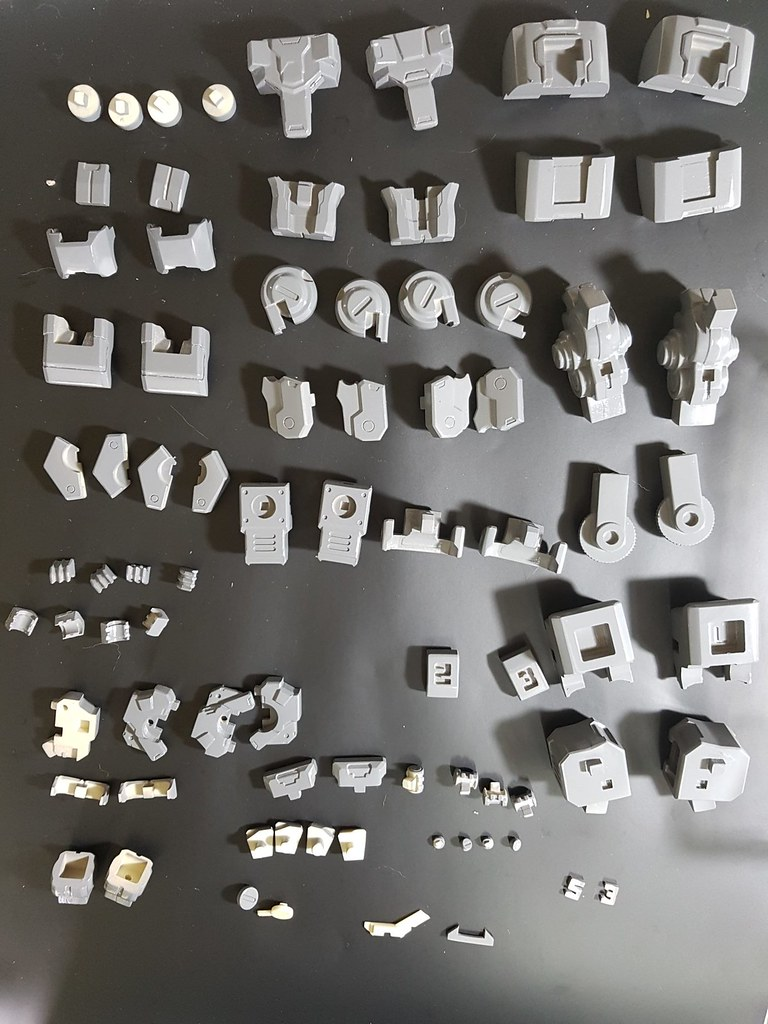 好希望可以商品化啊!《五獅合體》韓國玩家3D列印作品!!