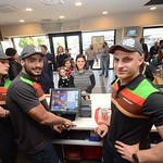 I Bersaglieri da Burger King