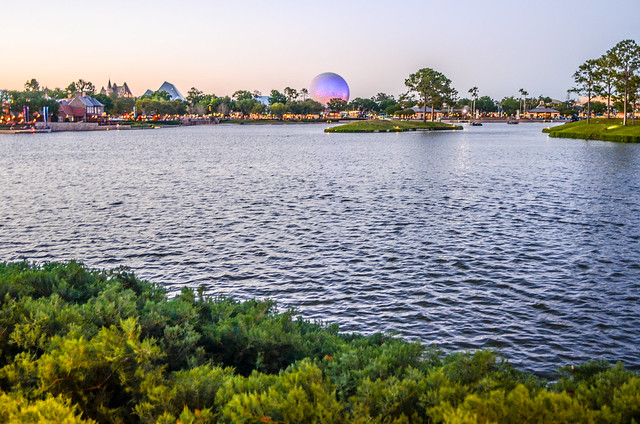 Epcot across WS SSE