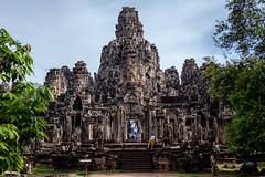 Bayon Temple Phnom Penh