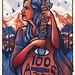 Violeta Parra 100 años by Rodmart/