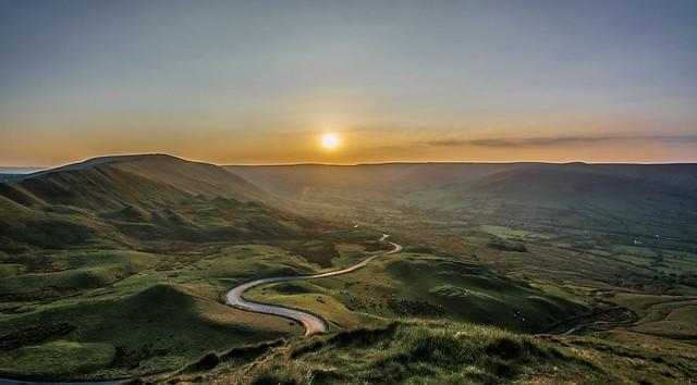 The Bendy Road...., Nikon D5200, AF-S DX Nikkor 10-24mm f/3.5-4.5G ED