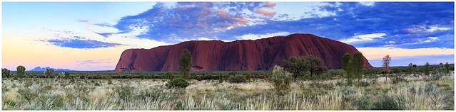Uluru Kata Tjuta Dreaming