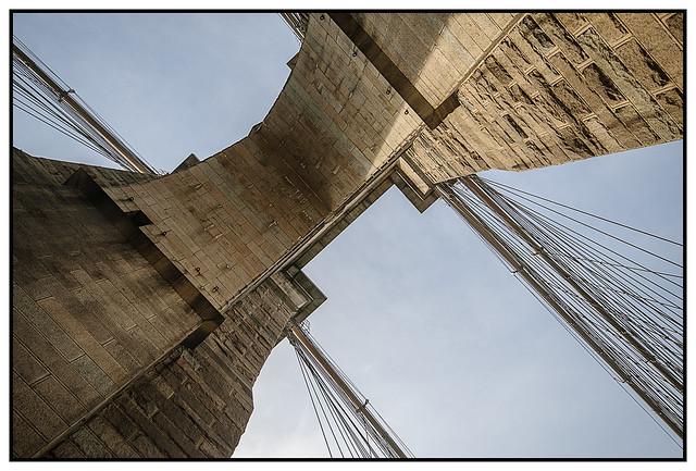 Brooklyn Bridge II New, Nikon D300, Sigma 10-20mm F4-5.6 EX DC HSM