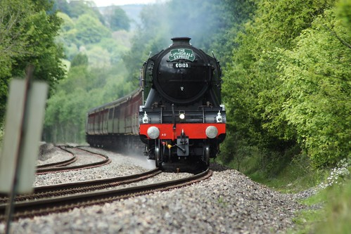 Flying Scotsman (RAY TYLER IMAGES)