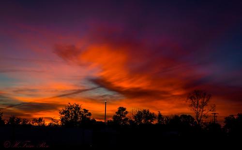 sunset tennessee