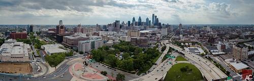 philadelphia philly drone aerialphotography clouds cloudsstormssunsetssunrises centercityphiladelphia city