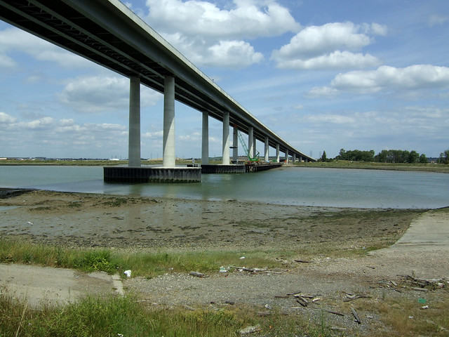 The Sheppey Crossing, Kent