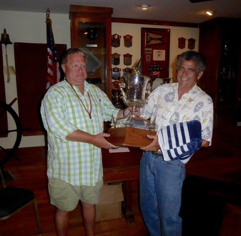 2017 Dauphin Island Warm Up Trophy Presentation