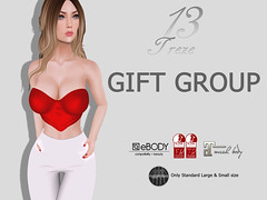 ★13 Treze★ India Top GIFT Group