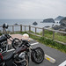 Small photo of Harleys and the Pacifi at Aiai Misaki