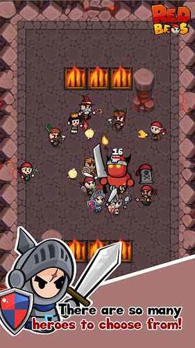 RedBros per iPhone e Android - uno dei migliori indie game di sempre è arrivato!!!