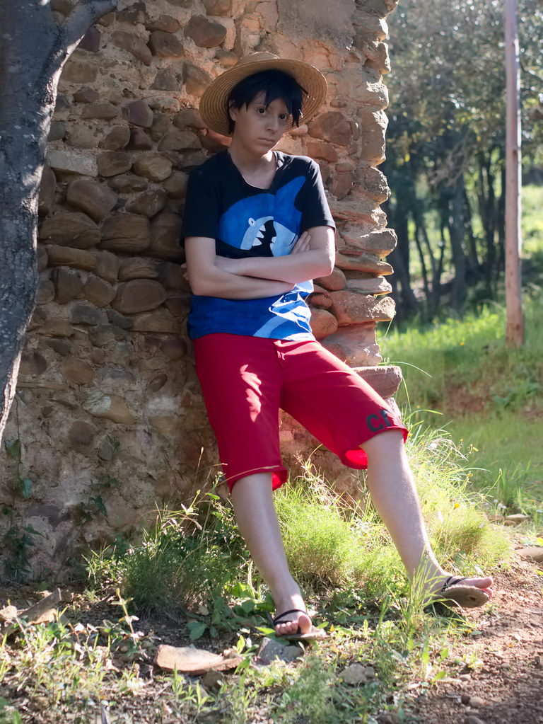 related image - Shooting Luffy - One Piece - Parc du Mugel - La Ciotat -2017-04-08- P2030780