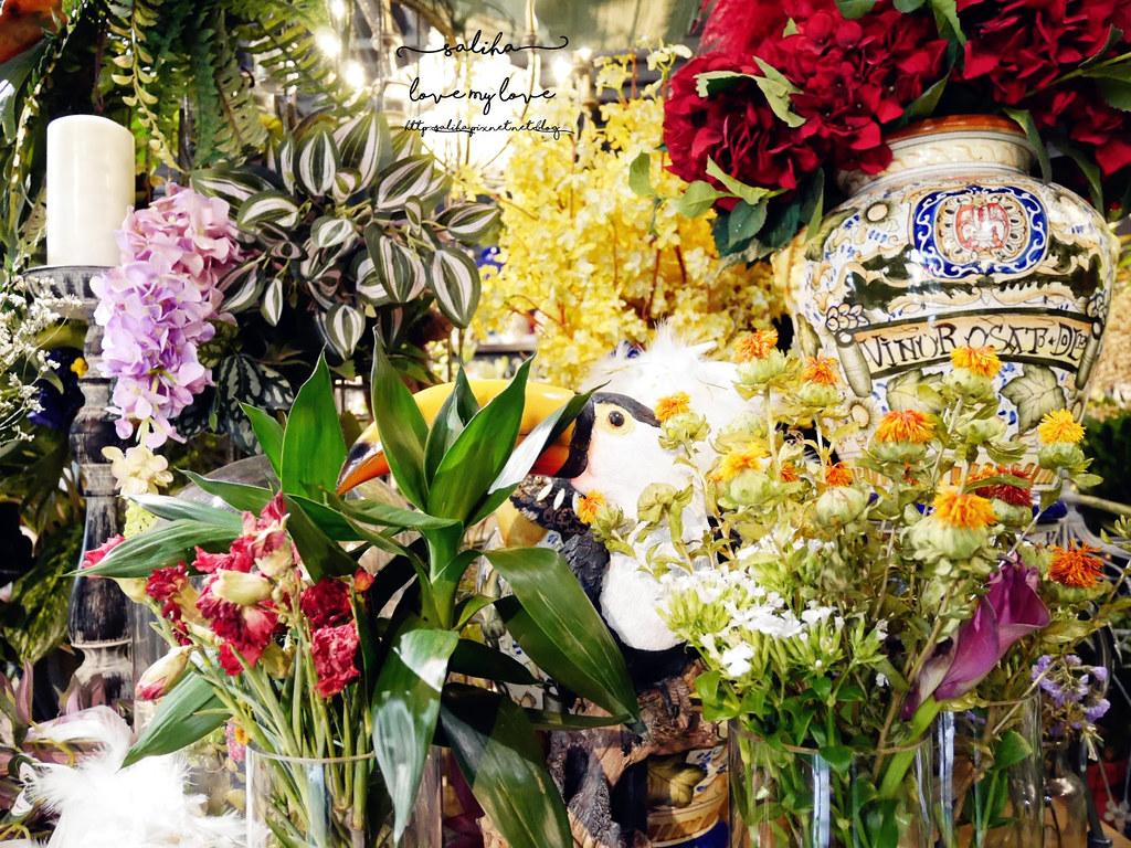 台中情人節約會浪漫超好拍夢幻餐廳推薦thai j泰式料理秘境小花園 (2)