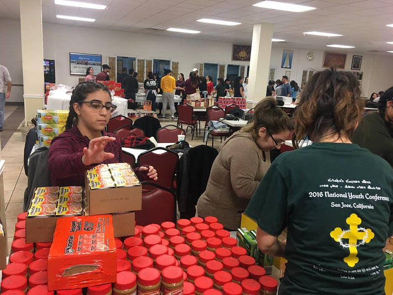 Preparing for our 15th Annual Soup Kitchen