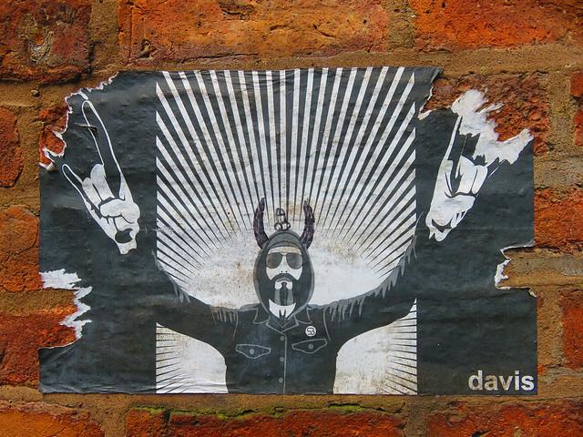 Manchester street art, Canon POWERSHOT SX710 HS