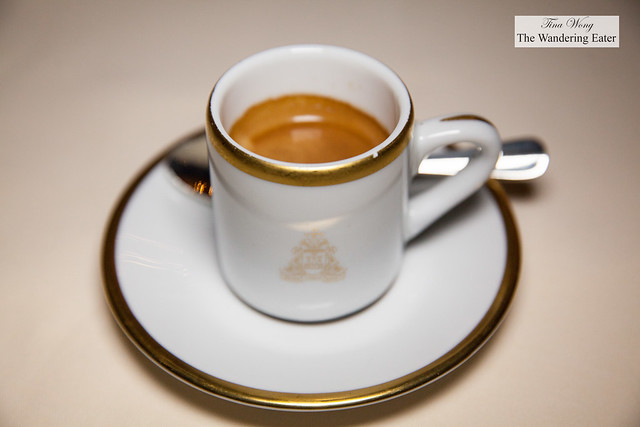My double espresso