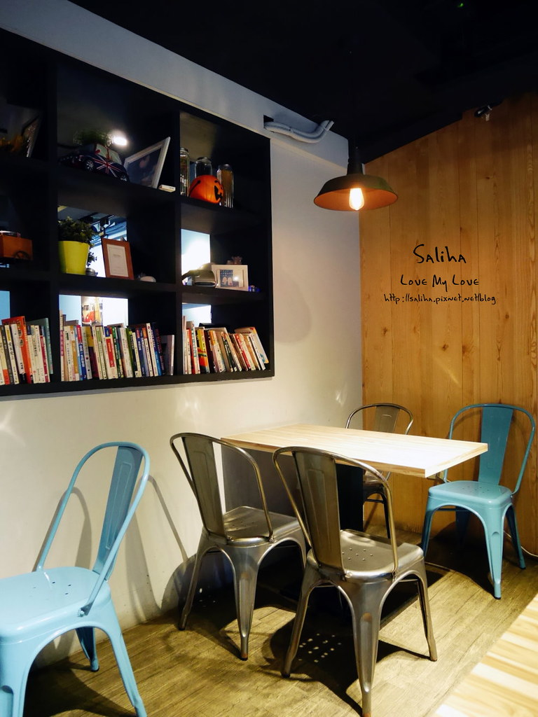 七張大坪林站附近餐廳美食不限時咖啡館推薦T.D. Cafe 聚會聚餐聊天去處推薦 (2)