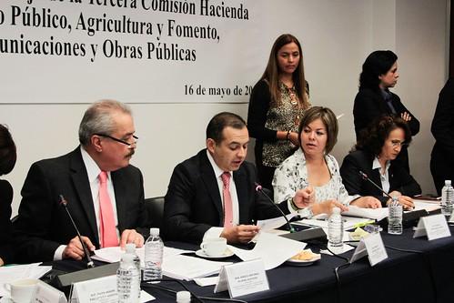 Tercera Comisión de la Permanente 16/may/17