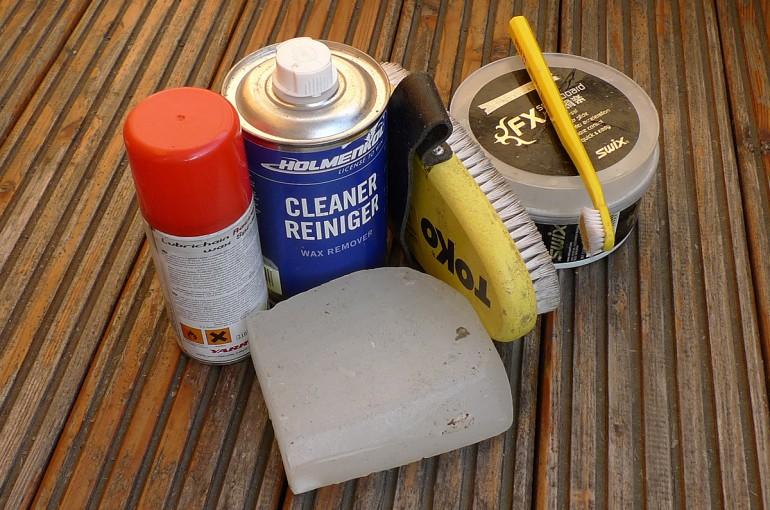 Jak skladovat vybavení přes léto