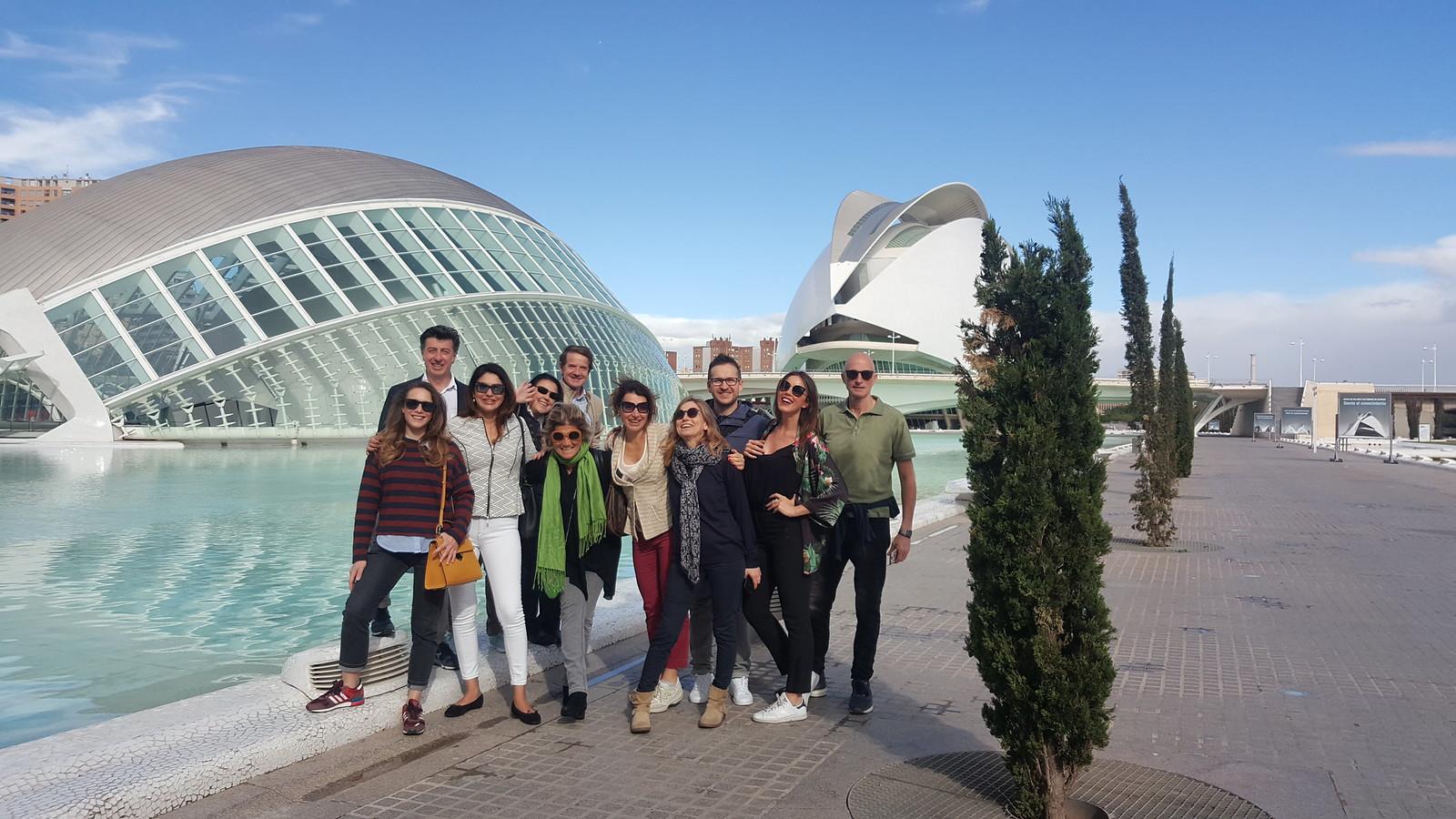 viaggio di architettura porcelanosa maggio 2017