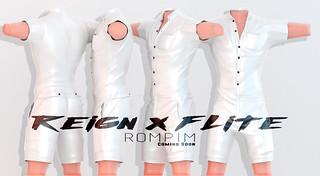 REIGNxFLITE- ROMPIM Coming soon
