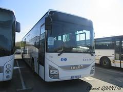IVECO BUS Crossway - 151029 - Keolis Gironde - Photo of Salaunes