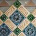 Vintage ornamental tiles - Barcelona by Monceau