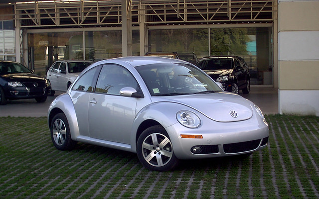 New Beetle (Typ 9C) - VW