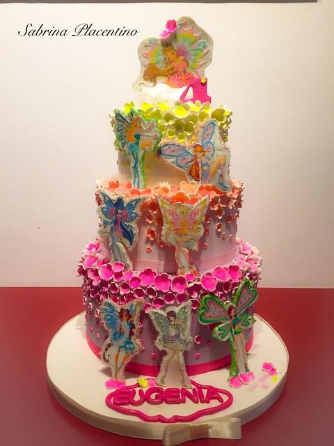 Cake by Sabrina Placentino