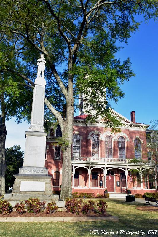 Walton County Confederate Monument