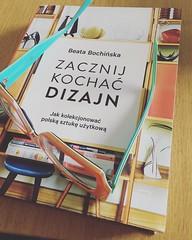 takie o dizajnie można. w lidlu. do poczytania. #book #thinkdada #wroclaw #design
